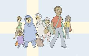 Invandring webb