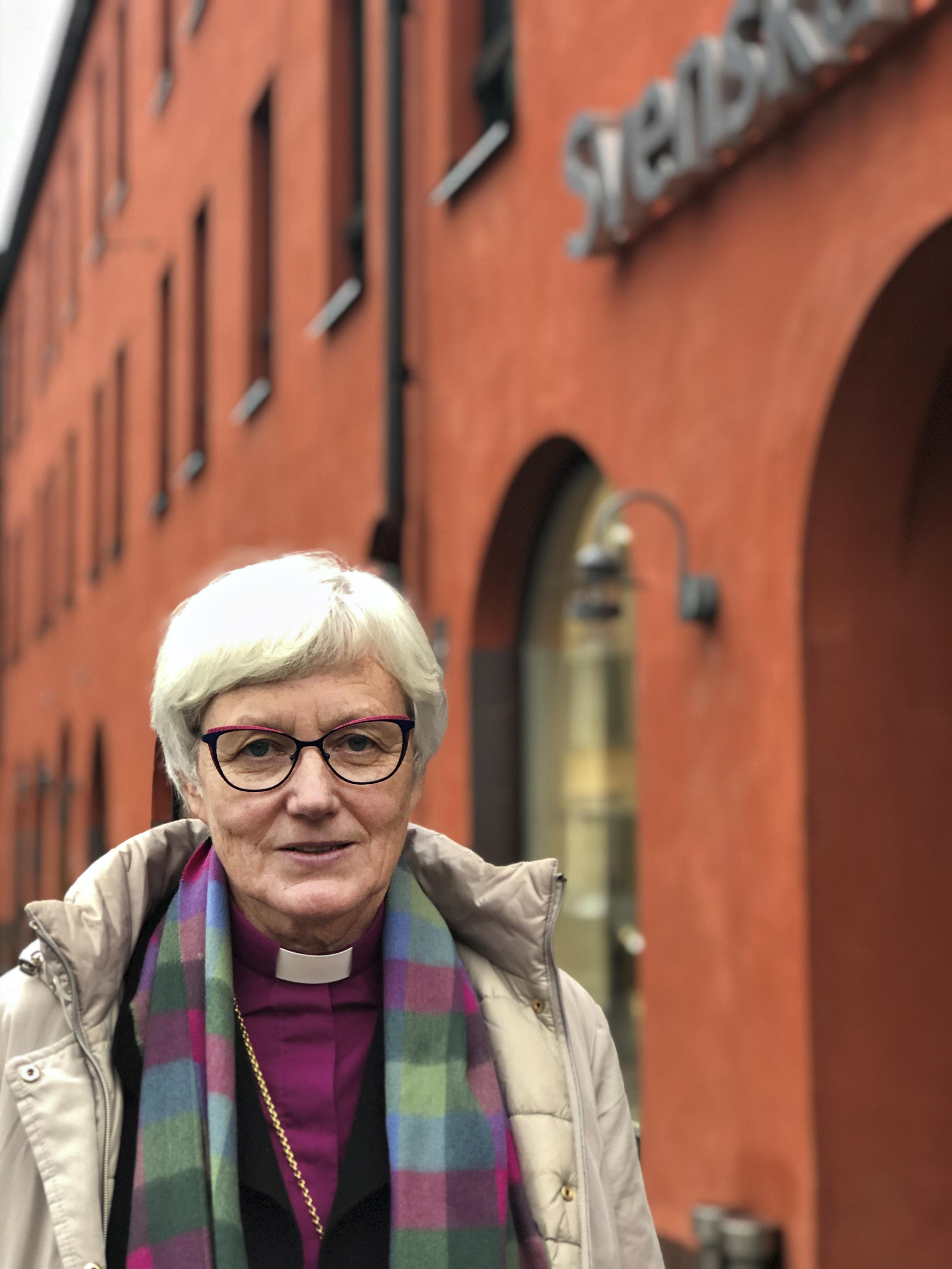 Frida Westin, 32 r i Gteborg p Sankt Pauligatan 33 B