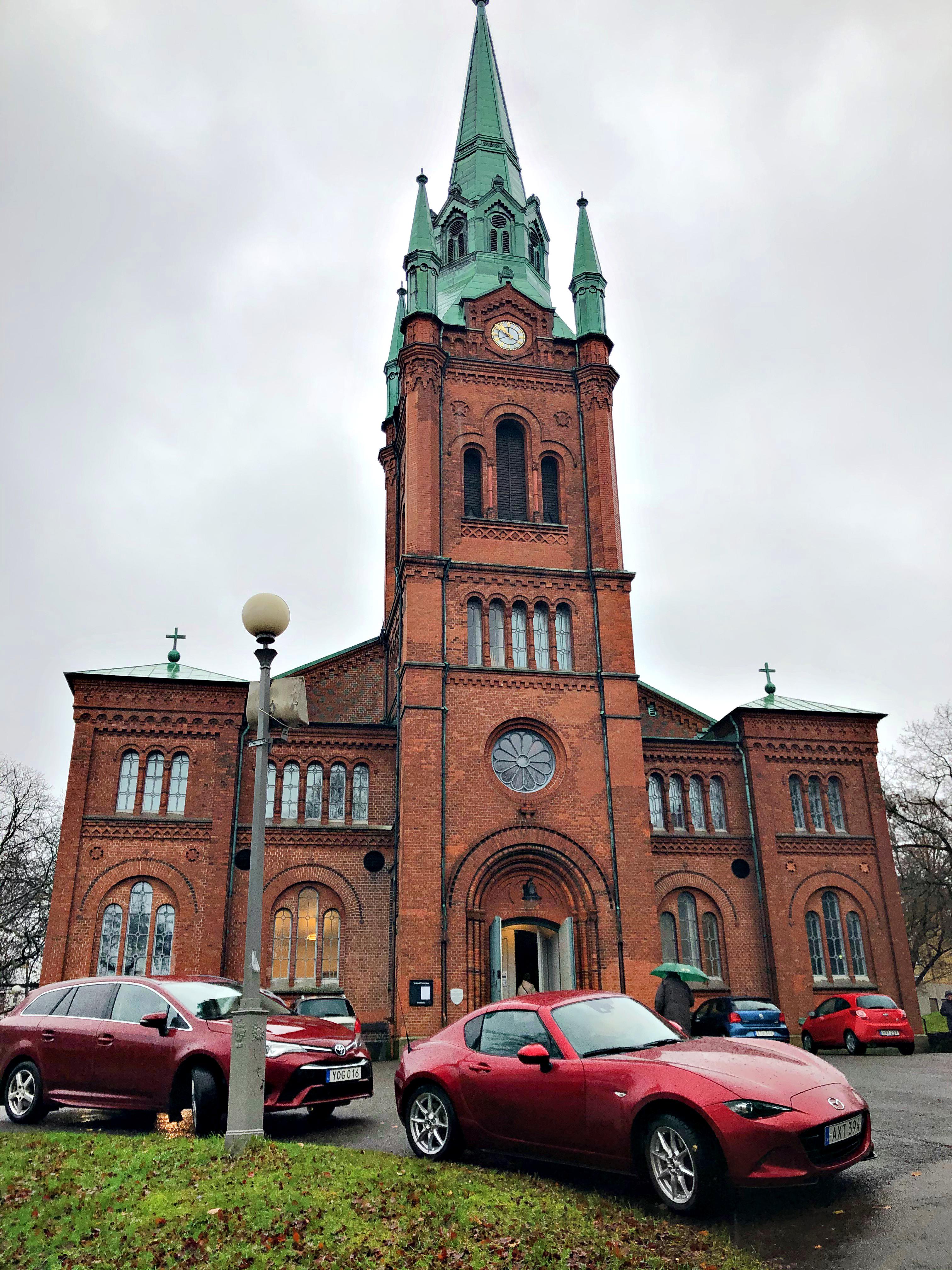 Kyrkblad S:t Pauli kyrka vren 2019 by Svenska kyrkan Malm