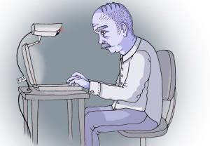 integritetsproblem på nätet